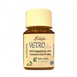 """Лак сатиновый для красок по стеклу """"Esprimo Vetro Color"""" №487/50мл"""