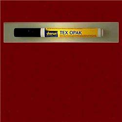 Маркер по текстилю DARWI Tex Opak 6 мл/ Темно-коричневый/ круглый. наконечн.