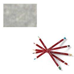 """Карандаш пастельный """"Pastel Pencils"""" серый алюминиевый/ P680"""