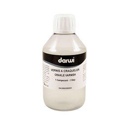 Лак для моделита Darwi кракле однокомпонентный/ 250 мл