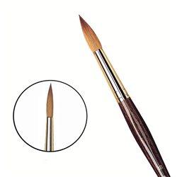 Кисть круглая Da Vinci 36Y/харбинский колонок/шестигран. ручка/№ 18