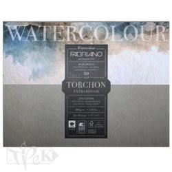 """Альбом """"WATERCOLOUR Torchon""""круное зерно 35,5х51, 300 гр, 40л."""