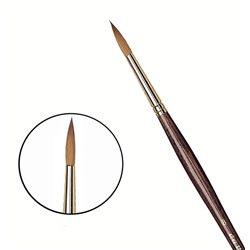 Кисть круглая Da Vinci 36Y/харбинский колонок/шестигран. ручка/№ 8