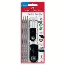 Специальный набор с карандашами Grip 2001 серый