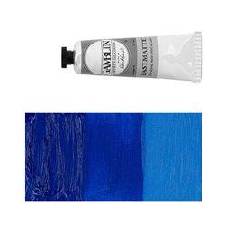 Алкидно-масляная краска Gamblin FM Кобальт синий, матовая, быстросохнущая