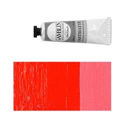 Алкидно-масляная краска Gamblin FM Нафтол алый, матовая, быстросохнущая
