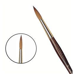 Кисть круглая Da Vinci 36Y/харбинский колонок/шестигран. ручка/№ 12