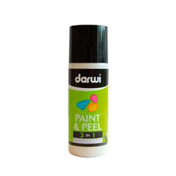Краска трансфертная Paint & Peel/ Белила 80 мл