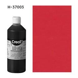 Краска для линогравюры Creall-Lino/красный темный/250мл