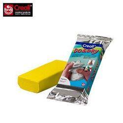 Масса самоотверждаемая Creall Do&Dry Havo/ Желтая 500 гр