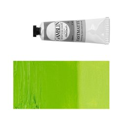 Алкидно-масляная краска Gamblin FM Кадмий зеленый, матовая, быстросохнущая
