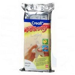 Масса самоотверждаемая ЛЕГКАЯ Creall Havo Do&Dry / Белая 250 гр