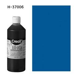 Краска для линогравюры Creall-Lino/ультрамарин/250мл