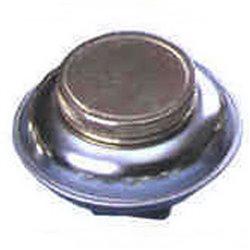 Масленка, металл. d-55 мм. с крышкой