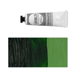Алкидно-масляная краска Gamblin FM Соковая зелень, матовая, быстросохнущая