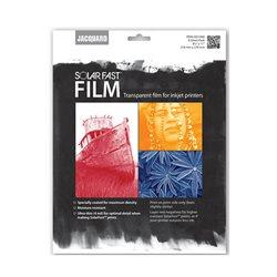 Пленка для печати изображений для красок Solarfast, 8 листов