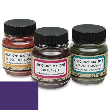 Краситель порошковый Procion MX Dye /темно-пурпурный