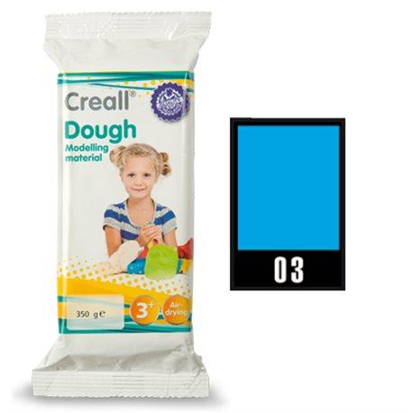 Масса самоотверждаемая Creall Dough Havo/ Синяя 350 гр