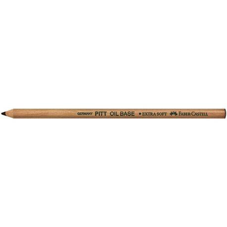 Черный карандаш PITT OIL BASE /очень мягкий