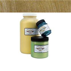 Латунь Lumiere металлическая краска по тканям