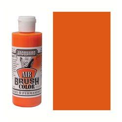 Краска Jacquard Airbrush Color оранжевый яркий 118мл