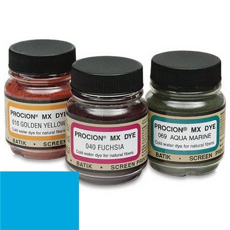 Краситель порошковый Procion MX Dye /бирюзовый