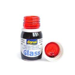 Краска по стеклу Darwi Glass Киноварь 30 мл