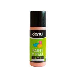 Краска трансфертная Paint & Peel/ Телесная 80 мл