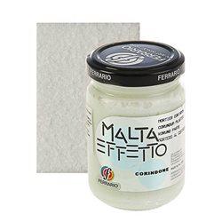 "Паста кристальная средняя Ferrario ""Malta Effetto Corindone""/б.150мл"