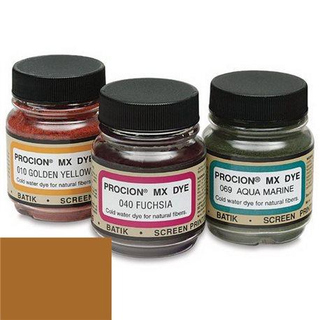 Краситель порошковый Procion MX Dye /бронзовый