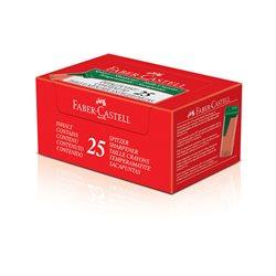Точилка с контейнером, зеленый в картонной коробке