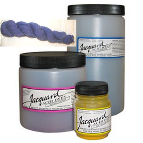 Краситель порошковый Acid Dye /сине-фиолетовый.