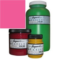 """Нерастекающаяся краска по светл. тканям """"Textile Colors"""" розовый флуо 153"""