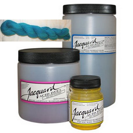 Краситель порошковый Acid Dye /бирюзовый