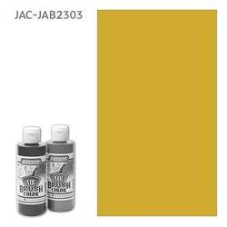 Краска Jacquard Airbrush Color золотой металлик 118мл