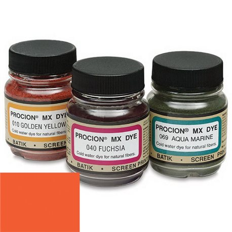 Краситель порошковый Procion MX Dye /ярко-оранжевый