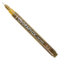 Мультилайнер GRAPHIK Line marker 0.3 / Сепия
