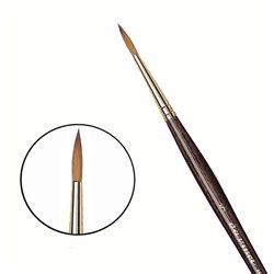 Кисть круглая Da Vinci 36Y/харбинский колонок/шестигран. ручка/№ 5