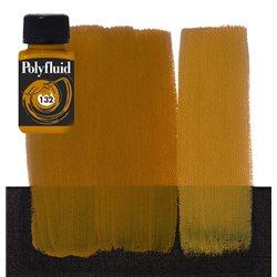 """Краска акриловая """"Polyfluid"""" / Охра желтая светлая"""