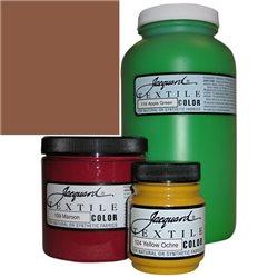 """Нерастекающаяся краска по светл. тканям """"Textile Colors"""" коричневая 120"""