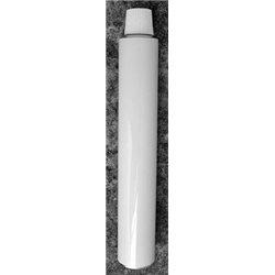 Туба незаполненная, алюминиевая, 50 мл (25х145 мм)