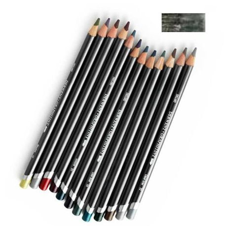 """Акваграфитный карандаш """"Graphitint"""" 21 Зеленый горный"""