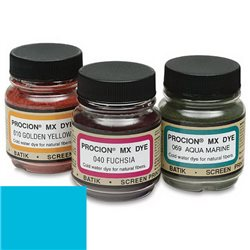 Краситель порошковый Procion MX Dye /голубая