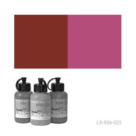 Краска акриловая Lascaux Studio Original Бордовый