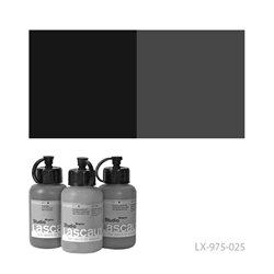 Краска акриловая Lascaux Studio Original Прозрачный черный