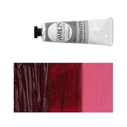 Алкидно-масляная краска Gamblin FM Ализарин стойкий, матовая, быстросохнущая