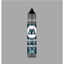 Чернила Molotow Aqua Ink 026 Нейтральный серый III, 30 мл