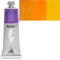 "Краска масл. ""Artisti"" /Индийская желтая"