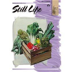 Натюрморты (на ан.яз.) Still Life LC 41