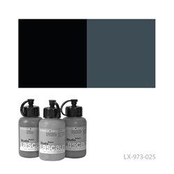 Краска акриловая Lascaux Studio Original Черный карбон